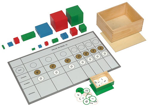 Multibase Material and Chart Set - Multibase Material and Chart Set