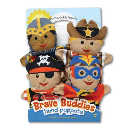 M&D Hand puppets -  Bold Buddies - M&D Hand puppets -  Bold Buddies