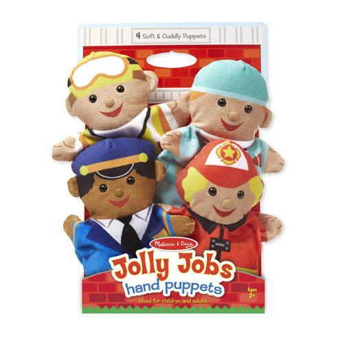 M&D Hand puppets -  Jolly Helpers - M&D Hand puppets -  Jolly Helpers