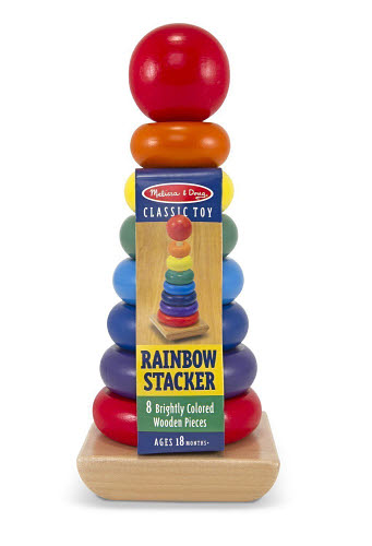 M&D - Rainbow Stacker - M&D - Rainbow Stacker