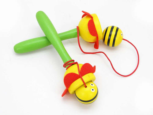 Bee Cup and Ball Game - Bee Cup and Ball Game