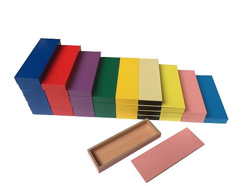 Grammar Filling Boxes Set (37 Modern Coloured Boxes) - Grammar Filling Boxes Set (37 Modern Coloured Boxes)