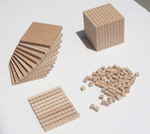 Wooden Ten Base Material in Timber box - Wooden Ten Base Material in Timber box