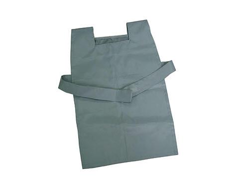 Apron Waterproof Fabric Child Size (Blue) - Apron Waterproof Fabric Child Size
