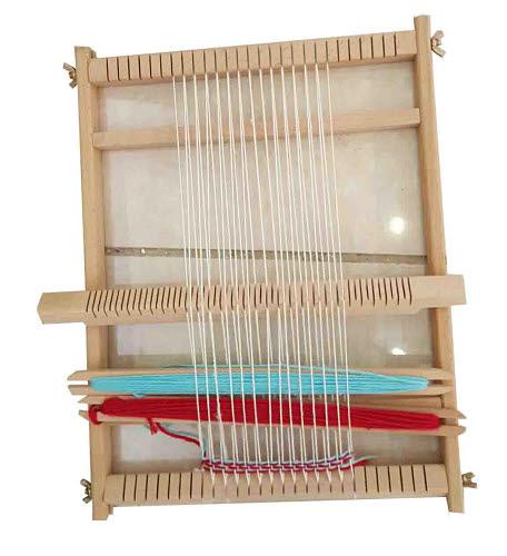 Weaving Loom - Beechwood - Weaving Loom - Beechwood
