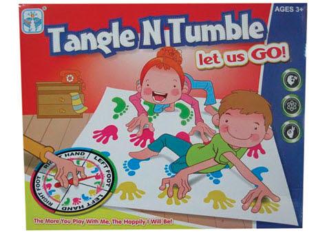 Tangle & Tumble Game - Tangle & Tumble Game