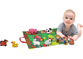 K's Kids - Take Along Farmyard - Take Along Farmyard