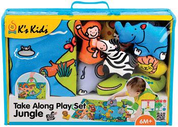 K's Kids - Take Along Jungle - Take Along Jungle