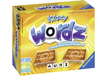 Krazy Word Game - Krazy Word Game