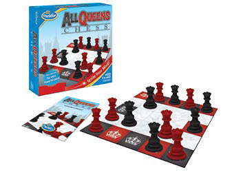 All Queens Chess Game - All Queens Chess Game