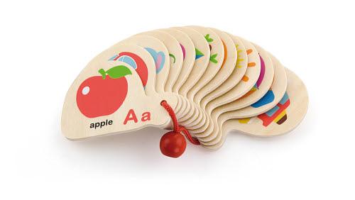 Mini Book - Learning Alphabet - Mini Book - Learning Alphabet