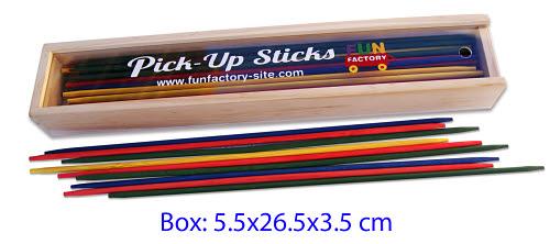 Pick up Sticks - Wooden Set - Pick up Sticks - Wooden Set