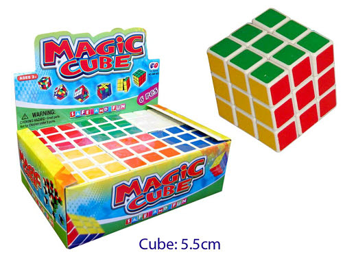 Magic Cube Puzzle (each) - Magic Cube Puzzle  (each)