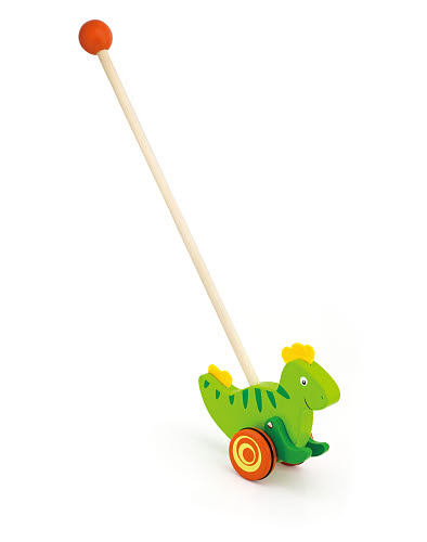 VG Push Toy - Dinosaur - VG Push Toy - Dinosaur
