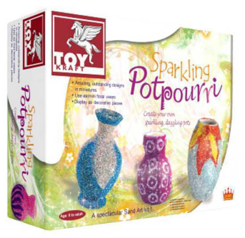Sparkling Pot Pourri - Sparkling Pot Pourri