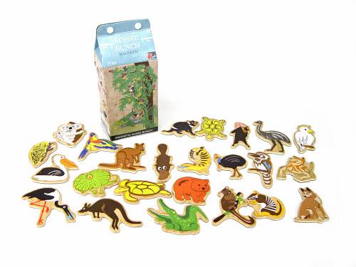 Magnetic OZ Animal in Milk Carton - Magnetic OZ Animal in Milk Carton