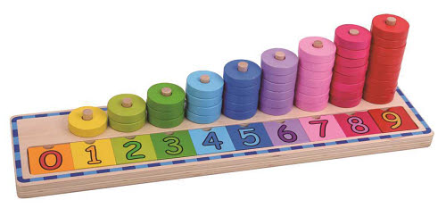 Counting Stacker - Counting Stacker