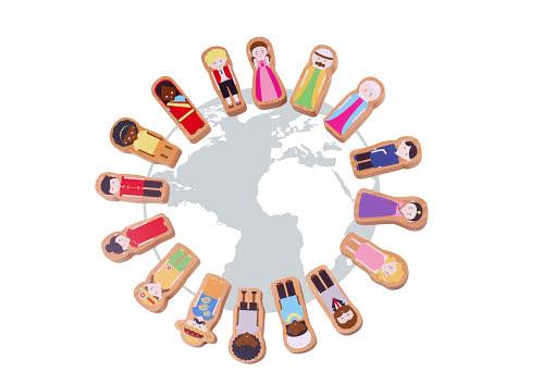 Cultural Diversity Characters - Cultural Diversity Characters
