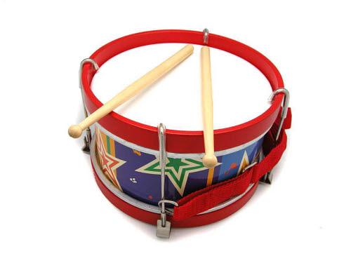 Wooden Marching Drum - Wooden Marching Drum