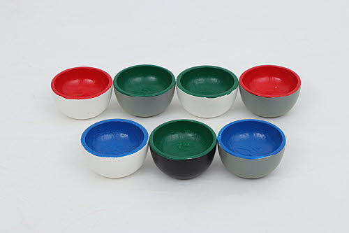 Bead Cups (Set of 2) - Bead Cups (Set of 2)