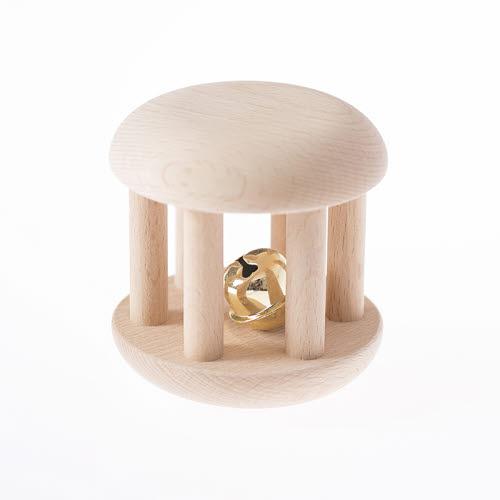 Bell Wheel Rattle - Bell Wheel Rattle