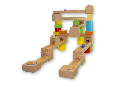 Marble Run 40pc Set - Marble Run 40pc Set