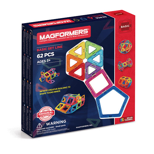 Magformers 62 Set - Magformers 62 Set