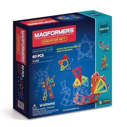 Magformers Creator 60 Set - Magformers Creator 60 Set