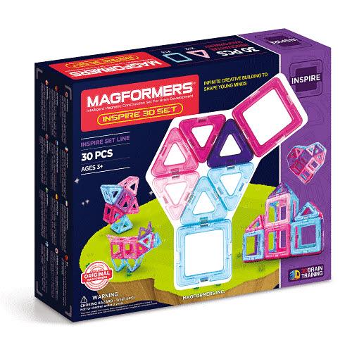 Magformers Inspire 30 Set - Magformers Inspire 30 Set