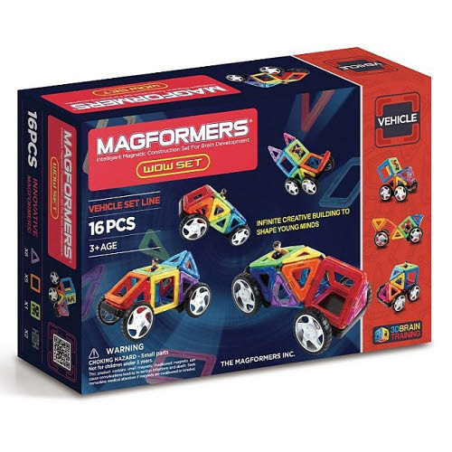 Magformers WOW 16 Set - Magformers WOW 16 Set