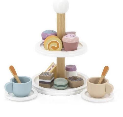 4M - Paint Your Own Mini Tea Set - 4M - Paint Your Own Mini Tea Set