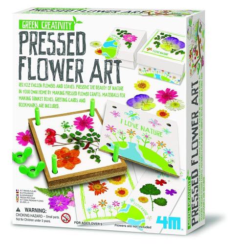 4M - Pressed Flower Art - 4M - Pressed Flower Art