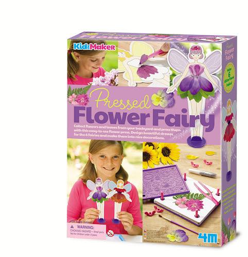 4M - Pressed Flower Fairy - 4M - Pressed Flower Fairy