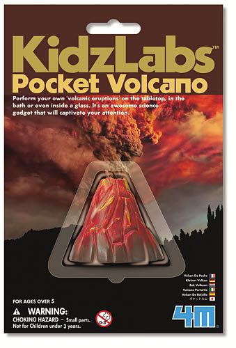 4M - Pocket Volcano - 4M - Cosmic Rocket