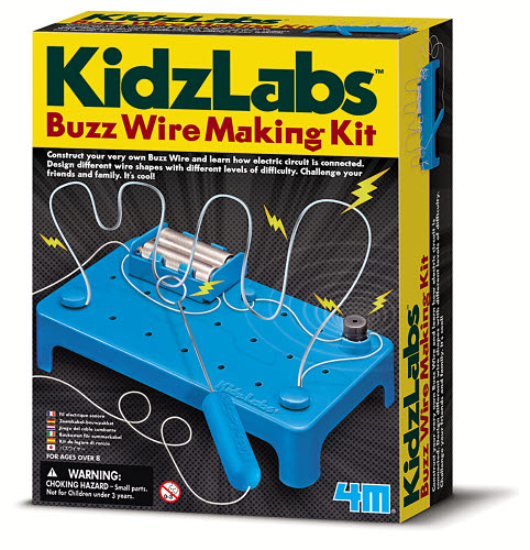 4M - Buzz Wire Making Kit - 4M - Buzz Wire Making Kit