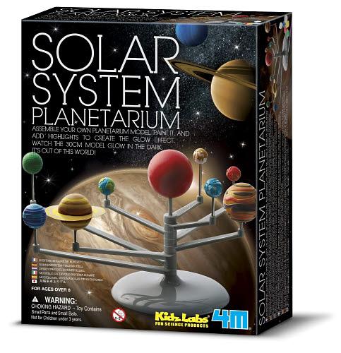4M - Solar System Planetarium Model - 4M - Solar System Planetarium Model