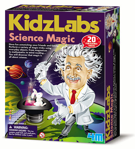 4M - Science Magic - 4M - Science Magic