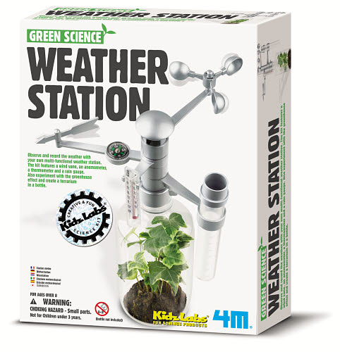 4M - Weather Station - 4M - Weather Station