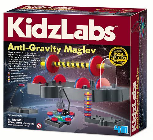 4M- Antigravity Magnetic Levitation - 4M- Antigravity Magnetic Levitation