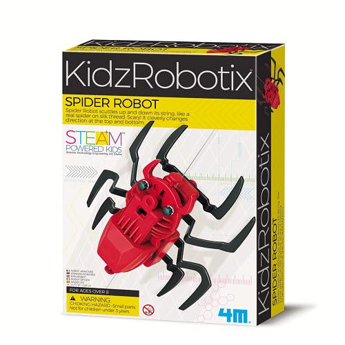 4M - KidzRobotix - Spider Robot - 4M - KidzRobotix - Spider Robot