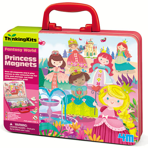 4M - Princess Magnets - 4M - Princess Magnets