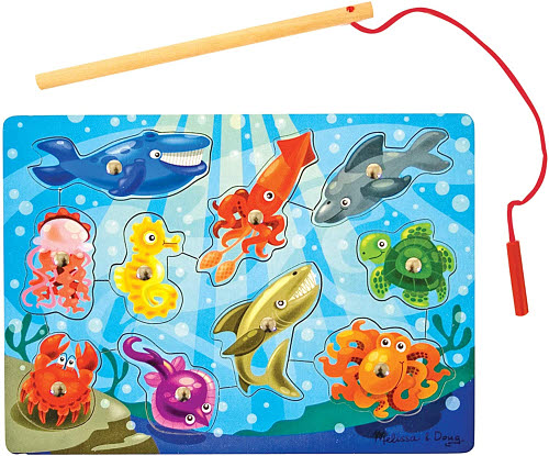 M&D - Magnetic Fishing Game - Magnetic Fishing Game