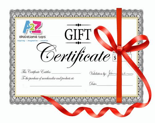 Send a Gift Certificate - Send a Gift Certificate