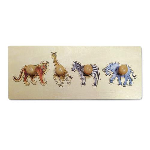 Wild Animals Puzzles - Wild Animals Puzzles