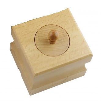 Single Cylinder Block - Beechwood - Single Cylinder Block - Beechwood
