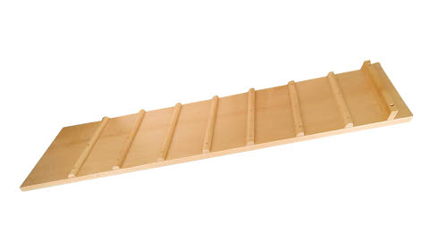 Gross Motor Equipment - G - The Pikler Board in Beech Wood - Gross Motor Equipment - G - The Pikler Board in Beech Wood