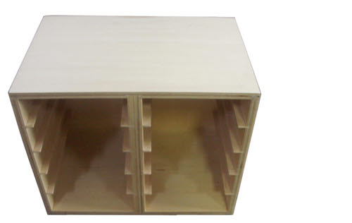 Land & Water Form Cabinet (fits GE45100 only) -