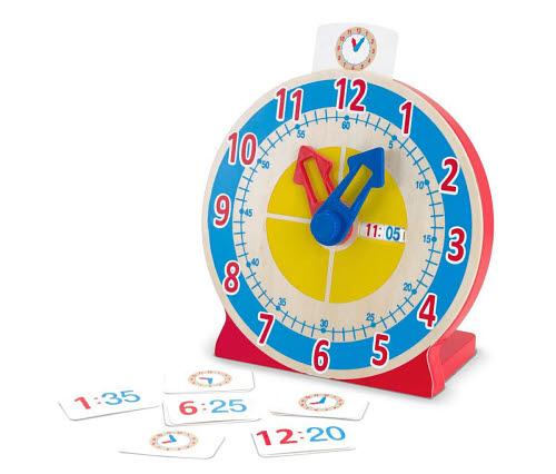 M&D – Turn & Tell Clock - M&D – Turn & Tell Clock