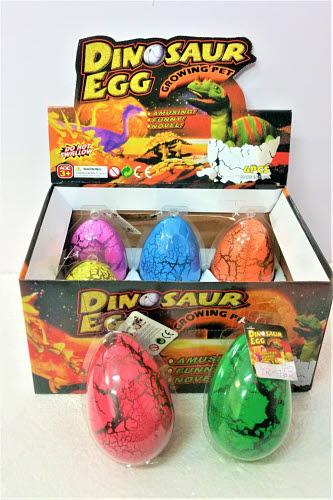 Dinosaur Egg - Growing Pet - Dinosaur Egg - Growing Pet