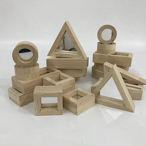 Mirror Blocks - 24pcs - Mirror Blocks - 24pcs